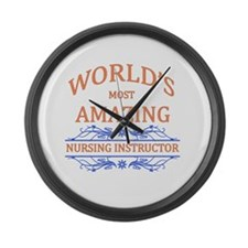Nurse Large Wall Clock