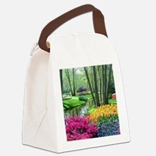 beautiful garden 2 Canvas Lunch Bag
