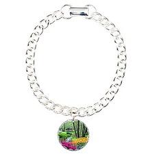 beautiful garden 2 Bracelet