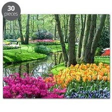 beautiful garden 2 Puzzle