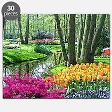 beautiful garden 2 Puzzle