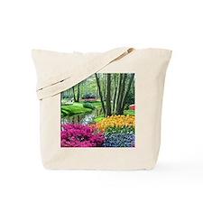 beautiful garden 2 Tote Bag