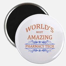 Pharmacy Tech Magnet