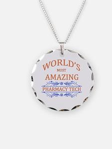 Pharmacy Tech Necklace