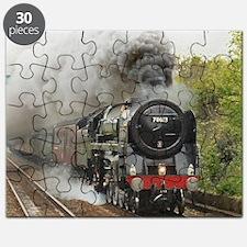 locomotive train engine 2 Puzzle