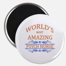 Psych Nurse  Magnet