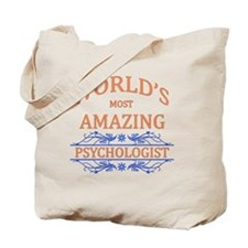 Psychologist Tote Bag