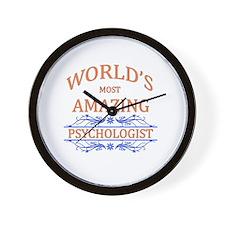 Psychologist Wall Clock