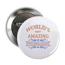 """Psychologist 2.25"""" Button"""