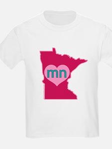 MN Heart T-Shirt