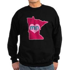 MN Heart Sweatshirt