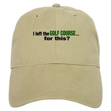 Golf Course Baseball Cap