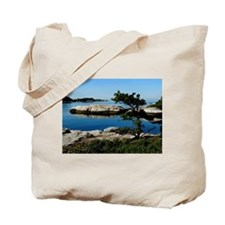 Maine Along The Coast Tote Bag