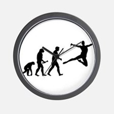 Leaping Evolution Wall Clock