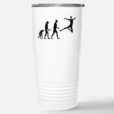 Leaping Evolution Travel Mug
