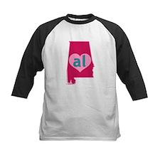 AL Heart Baseball Jersey