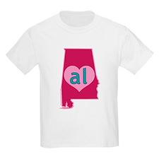 AL Heart T-Shirt