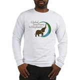 Elephants Long Sleeve T Shirts