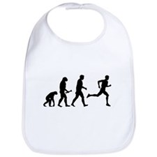 Male Runner Evolution Bib