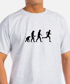 Male Runner Evolution T-Shirt