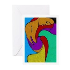 SOLITUDE SERIES Greeting Cards