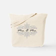 MRS. AND MRS. LESBIAN WEDDING GIFT Tote Bag