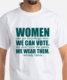 Wendy Davis Women Shirt