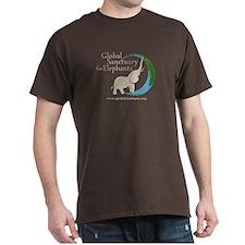 T-Shirt In Dark Colors