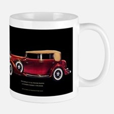 Art Deco Phaeton Convertible Coupe Mug