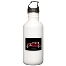 Jazz Era Cadillac Phaeton V-12 16 Cyl. Water Bottle