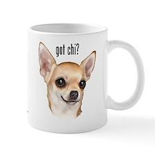 Got Chi? (fawn) Mug