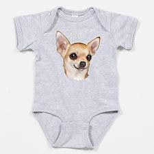 Got Chi? (fawn) Baby Bodysuit