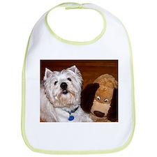 West Highland White Terrier Bib