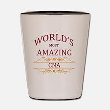 CNA Shot Glass