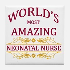 Neonatal Nurse Tile Coaster