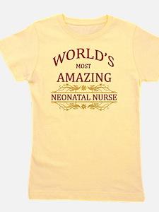Neonatal Nurse Girl's Tee