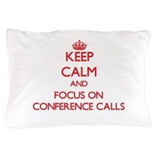 Cute Conference Pillow Case