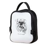 Brussels Griffon Neoprene Lunch Bag