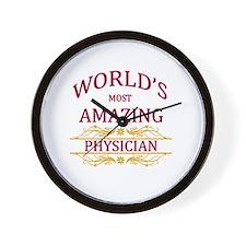 Physician Wall Clock
