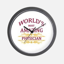Physician Wall Clock