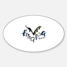 Flying Dog Brewery Decal