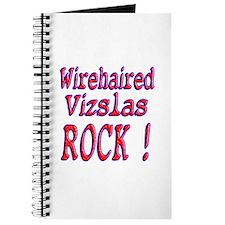 Wirehaired Vizslas Journal