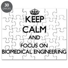 Cute Engineers biomedical Puzzle