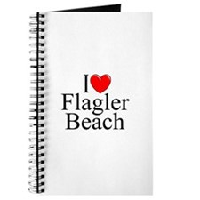 """I Love Flagler Beach"" Journal"