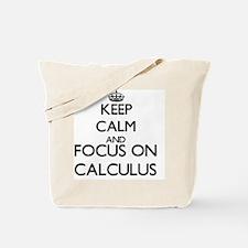 Unique Calculus Tote Bag
