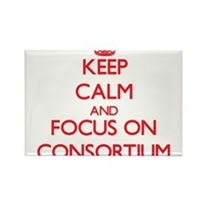 Keep Calm and focus on Consortium Magnets