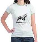 Chinese Crested Jr. Ringer T-Shirt