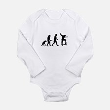 Skateboarder Evolution Body Suit