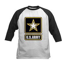 US ARMY LOGO Baseball Jersey