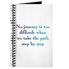 No Journey Journal